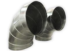 Segmented Round Elbows