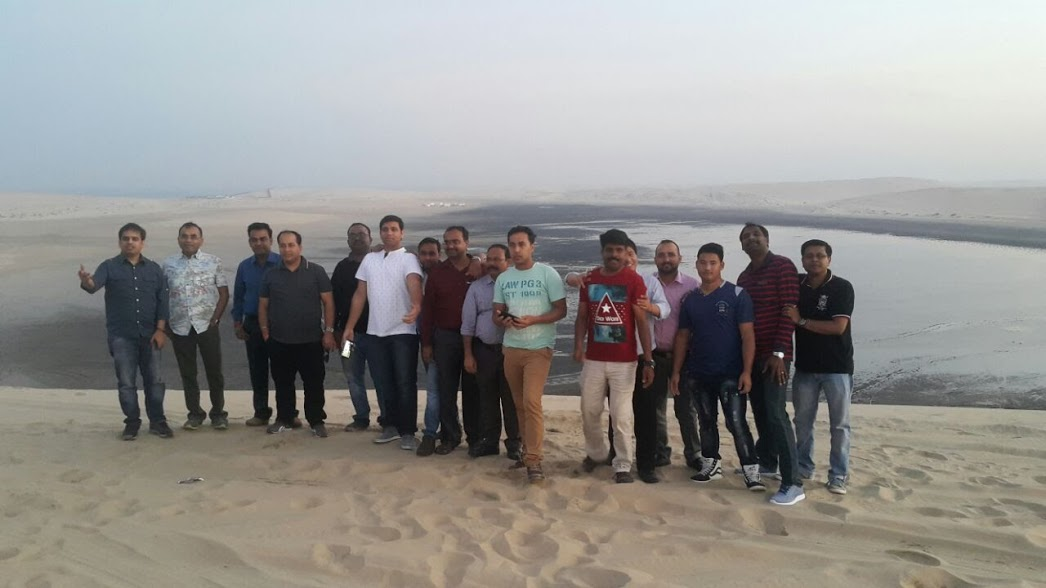 LAIQ Staff Party